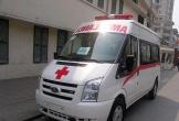 Xe cứu thương bỏ bệnh nhân giữa đường để vào đăng kiểm