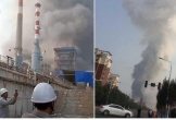 Nổ nhà máy khí đốt ở Trung Quốc, 10 người chết