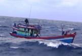 Một tàu cá Quảng Bình mất liên lạc đã 20 ngày sau khi tránh bão