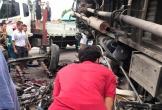 Hiện trường vụ xe tải đè chết nhiều người ở Hải Dương