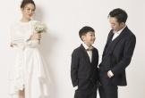 Hồ Ngọc Hà tiễn bé Subeo về Việt Nam dự đám cưới Cường Đô la, mong ngày con trai lấy vợ