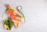 A xít béo omega-3 tốt cho thai phụ