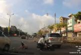 Tình huống tai nạn giao thông bi hài khiến dân mạng 'dở khóc dở cười'