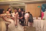 Cô dâu tháo vàng, trả thùng tiền mừng sau một cuộc điện thoại ngay ngày cưới