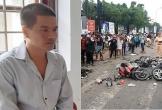 Tài xế uống rượu lái ô tô container đâm loạt xe máy dừng đèn đỏ, 4 người tử vong