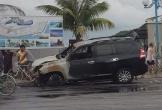 Lái xe say rượu gây tai nạn,