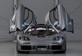 Xe đua F1 ra đời cách đây 25 năm được bán với giá 460 tỉ đồng