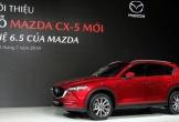 Bộ đôi CX-5 và CX-8 giúp Mazda tăng mạnh doanh số