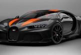 Siêu xe phiên bản giới hạn của Bugatti giá hơn 90 tỉ đồng