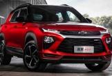 Chevrolet Trailblazer 2020 bắt đầu mở bán tại Trung Quốc