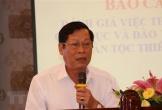 Kỷ luật lãnh đạo, nguyên lãnh đạo tỉnh Đắk Nông