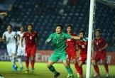 Bùi Tiến Dũng cứu thua xuất thần, từ chối loạt cơ hội ghi bàn của U23 Jordan