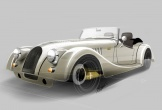 Siêu ôtô có khung gầm phủ vàng, thiết kế cổ điển