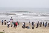 2 học sinh mất tích khi tắm biển: Tìm thấy một thi thể