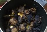 Cận Tết nhờ chồng nấu nồi thịt kho, vợ hốt hoảng... vì
