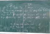 Thầy giáo dạy Toán ra đề