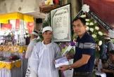 Hỗ trợ gia đình có người bị lũ cuốn ở Thành phố Đà Nẵng
