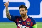 Messi tạo nên kỷ lục ấn tượng ở Champions League