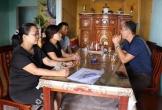 Thăm hỏi gia đình cháu trai 3 tuổi bị nước cuốn trôi ở Đà Nẵng