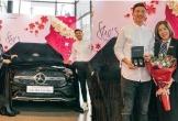 Sau Quang Hải, đến lượt Đoàn Văn Hậu tậu xe sang Mercedes Benz GLC 300
