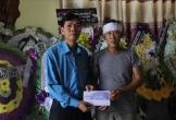 Hỗ trợ gia đình có người tử vong trong lũ ở Quảng Nam