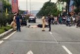 Xe máy va chạm với ô tô, nam thanh niên tử vong