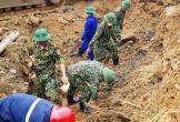 Ảnh hưởng bão số 8, tạm dừng tìm kiếm công nhân mất tích ở Rào Trăng 3