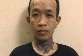 Công an truy nã gã côn đồ Nguyễn Trần Thanh Tú có hình xăm trên cổ