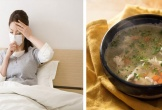 Bà bầu bị sốt nên ăn gì để an toàn?