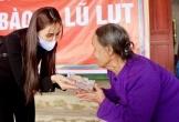 Thủy Tiên đóng tài khoản quyên góp, hành trình cứu trợ miền Trung sắp kết thúc