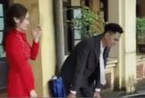 Clip cực hài: Đi đăng ký kết hôn, chú rể mặt mếu máo