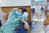 Nữ công nhân gắng gượng chăm chồng ung thư, con suy thận