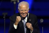 Phiếu bầu cho ông Biden cao nhất lịch sử bầu cử Mỹ