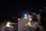 Đâm vào bò qua đường, người đi xe máy tử vong tại chỗ