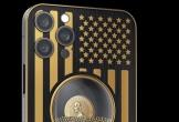 """Chiêm ngưỡng iPhone 12 Pro Max phiên bản """"Biden & Trump"""": Giá đắt ngang xe xe Toyota Vios, chỉ có 46 chiếc"""