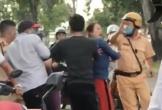 Điều tra vụ 2 chiến sỹ CSGT bị đánh khi xử lý người vi phạm