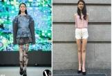 Nữ người mẫu Nhật Bản suýt chết vì giảm cân