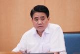 Đề nghị khai trừ Đảng đối với cựu Chủ tịch UBND TP.Hà Nội Nguyễn Đức Chung