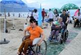 Đà Nẵng mở thêm 24 lối xuống biển cho người khuyết tật