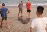 Phát hiện một phần thi thể dạt vào bờ biển