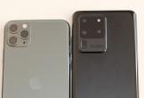 Galaxy S20 Ultra có giá cao hơn iPhone 11 Pro Max