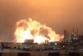 Cháy nhà máy lọc Exxon Mobil ở Mỹ