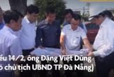 Phó chủ tịch Đà Nẵng thị sát 'điểm nóng' ô nhiễm môi trường