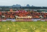 Sở Văn hóa & Thể thao Đà Nẵng giải thích về việc mặt sân Hòa Xuân xấu tệ?