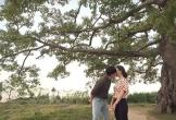 """Phương Oanh bị căng thẳng khi hôn Đình Tú trong """"Cô gái nhà người ta"""""""