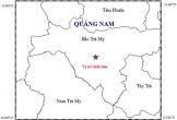 Động đất ở Quảng Nam