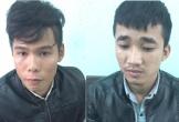 Bắt 2 thanh niên chuyên cướp giật của du khách nước ngoài