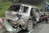 Tai nạn liên hoàn trên Quốc lộ 6 khiến 4 người bị thương