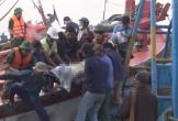 Va chạm trên biển khiến 1 người chết, 1 người mất tích