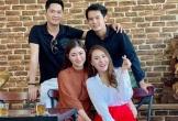 Minh Luân hẹn hò với Hồ Bích Trâm và nhóm bạn